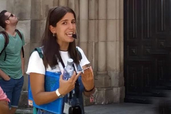 Adriana García guía oficial A Coruña