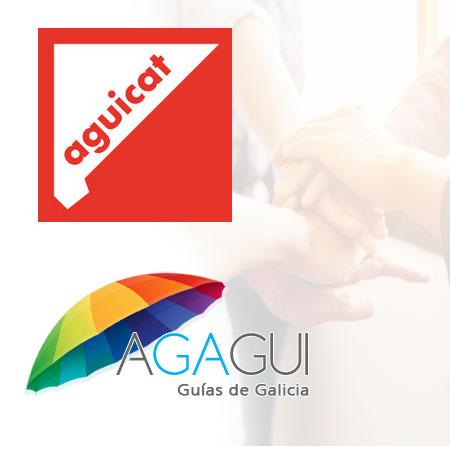 reunión coa asociación de guías de Cataluña